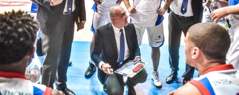 Sodini: «Per raggiungere i playoff serve un'altra consistenza in difesa»