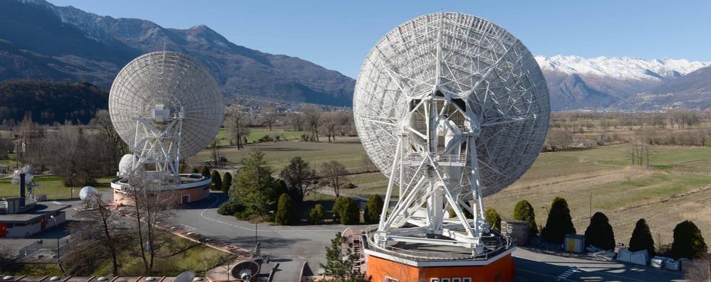 Gera Lario, vigilante colto da malore Allarme nella sede del Centro Spaziale