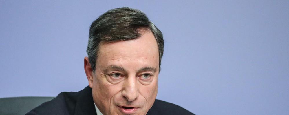Bce: Draghi, ripresa forte, ma su Qe serve pazienza