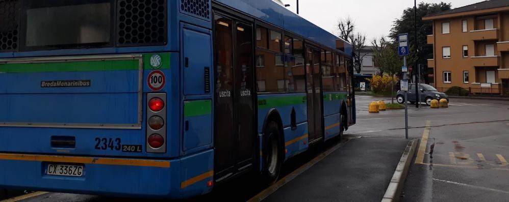 Cantù, piazzale Cai verso l'addio  Bus e metrò alla stazione del centro
