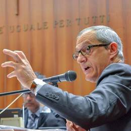 Lucini: «Ero contrario alle paratie  Ho sempre difeso l'interesse della città»
