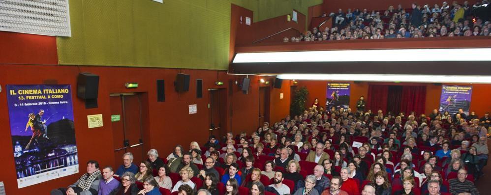 Tecnologia digitale  e film in streaming  L'Astra riparte
