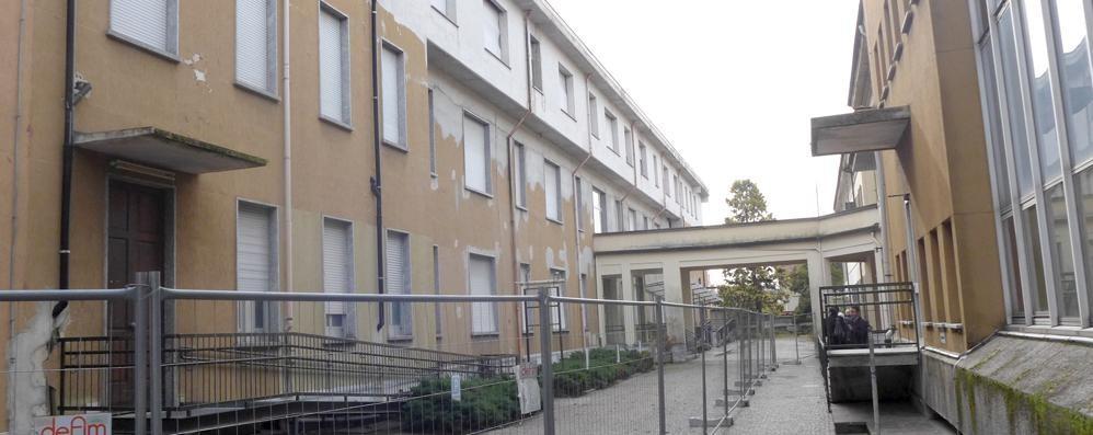 MAriano, l'ospedale cambia volto  Si comincia dai lavori sui tetti
