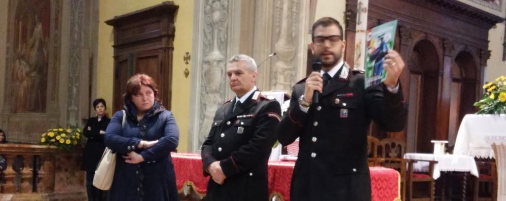 """""""Predica"""" anti truffe in chiesa a Binago  «Ancora troppi anziani in trappola»"""