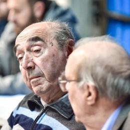 """Corsolini e Marson a Lurate Caccivio Non solo basket: è """"Lo sport, una vita"""""""