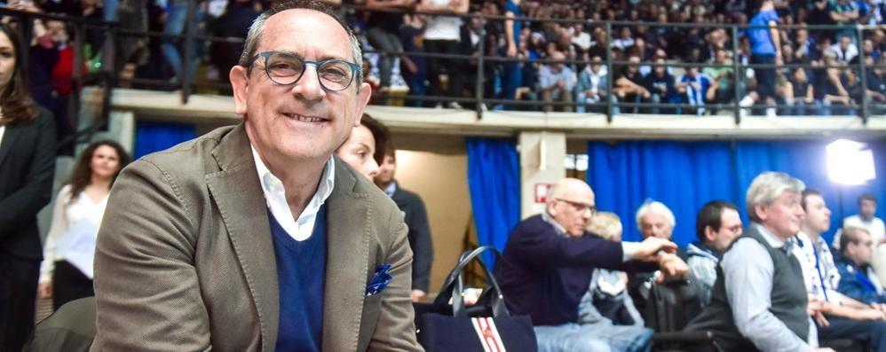 Il presidente di Lega è entusiasta  «A Desio un ambiente fantastico»