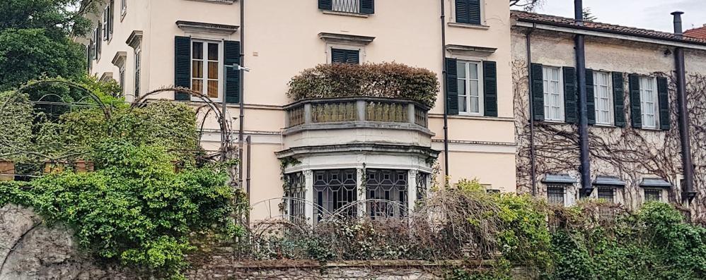 Laglio, Villa Oleandra aperta  Aspetta Clooney e i gemelli