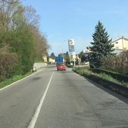 Lambrugo, il cantiere non si vede  Via libera sulla Como-Bergamo