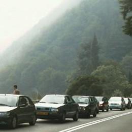 Nuovo asfalto a Moltrasio  Disagi in arrivo sulla statale