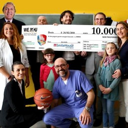 Old Star Game, un'altra vittoria Diecimila euro per Operation Smile