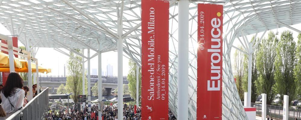 Salone del mobile  «È qui la forza  della Lombardia»
