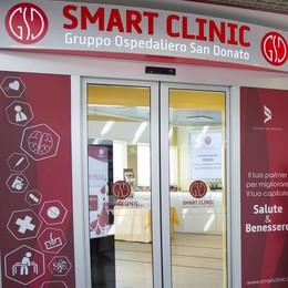 Cantù, apre la Smart Clinic  Nel cuore del centro commerciale