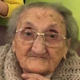 Francesca, compleanno record  La nonnina di Cantù ha 107 anni