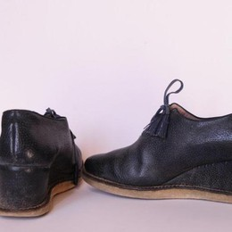 Mezzegra: le scarpe di Claretta  e la visita dell'altra Edda  La storia non finisce