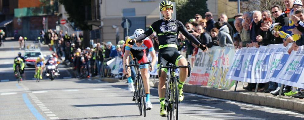 Fancellu, quarto a Cantù ma felice È il nuovo campione provinciale