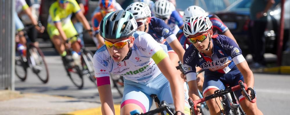 È una grande domenica di ciclismo Titoli provinciali per due categorie