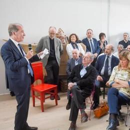 De Santis presenta Officina Como: «Disegniamo insieme la città di domani»