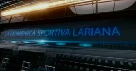 La Domenica Sportiva Lariana  Del 22 aprile 2018