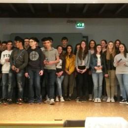 L'eccellenza sui banchi di scuola  Premiati 44 ragazzi a Olgiate