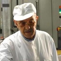 """Addio a Mario Galbusera  Il """"re"""" dei biscotti"""