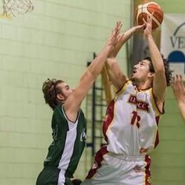 Basket serie C Gold  Erba oggi può salvarsi