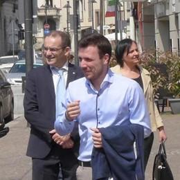 Caso 25 Aprile a Mariano  Alla fine il sindaco è in piazza
