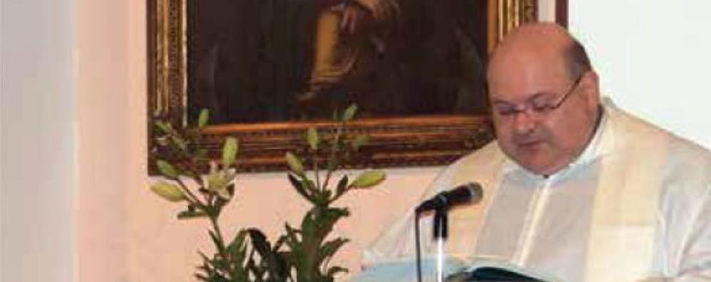 Un malore improvviso  Addio a don Matteo Forni
