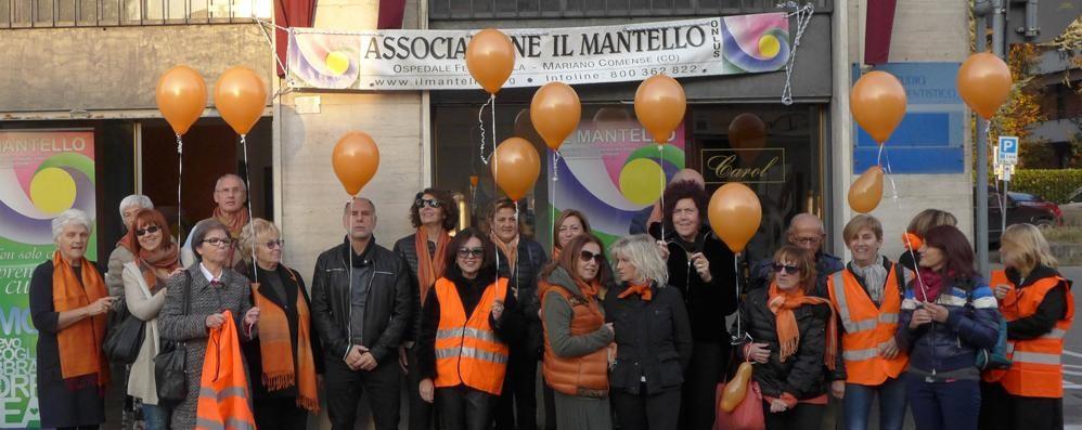 """Amici del Randagio e """"Il Mantello""""  Mariano, una coppia per il 5 x 1000"""