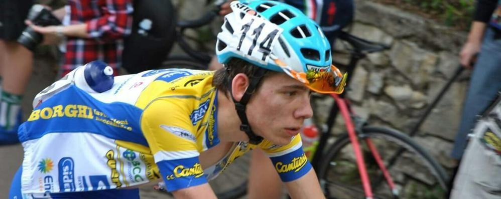"""Altro podio per Fancellu: terzo Aldegheri piazzato al """"Fiandre"""""""