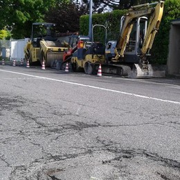 Mariano, asfaltature di primavera  Da oggi i lavori in via Sant'Antonio