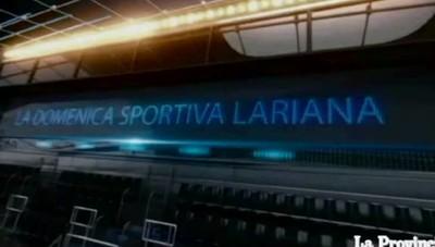 La Domenica Sportiva Lariana dell'8 aprile 2018