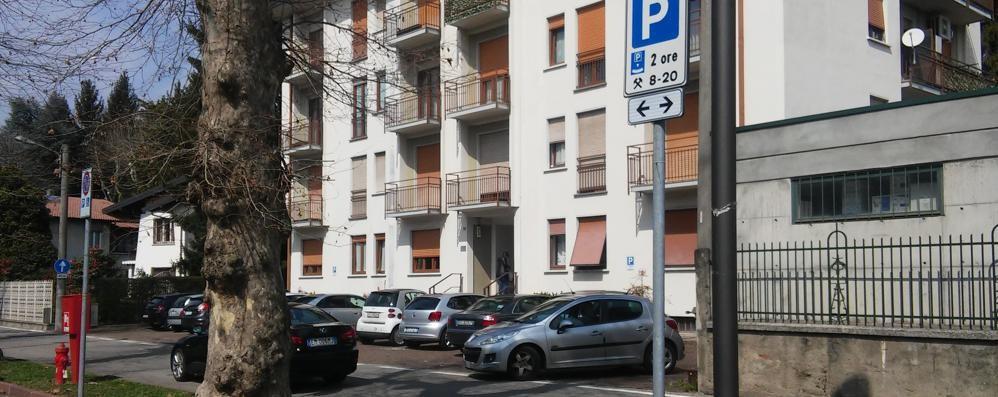 Olgiate, parcheggi in centro  Sosta raddoppiata con il disco