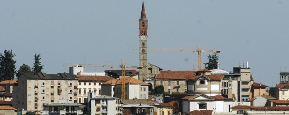 Cantù, grattacielo in zona Pianella  Progetto record: è alto 44 metri