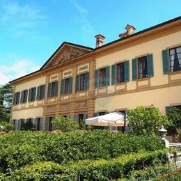 Bernate, sogno da 3 milioni  Villa Rosales è in vendita