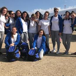 Le Rane Rosa con il turbo Un grande pari a Cagliari