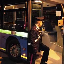 Sicurezza: telecamere su tutti i bus
