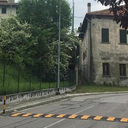 San Fermo, il paese dei dossi  Ce n'è uno ogni 1.200 metri