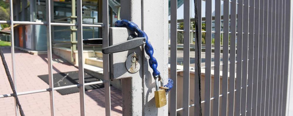 Villa Olmo, lido chiuso  in attesa dei giudici Stagione compromessa