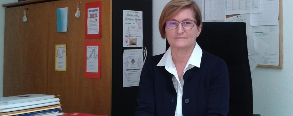 Mariano, la preside va in pensione  «Quanto sono cambiati i ragazzi»