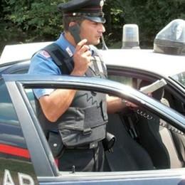 Blitz dei carabinieri a Rovello  Due arresti per la droga