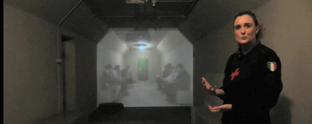 """Buono a sapersi""  il rifugio antiaereo (video)"