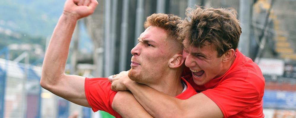 I gol del Como sul Chieri  Guarda il VIDEO