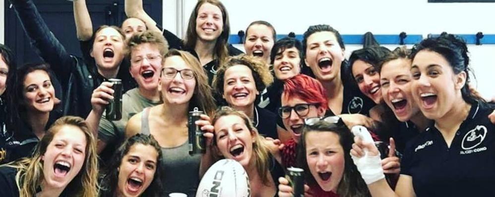 Super Rugby Como femminile È alle finali nazionali di Coppa Italia