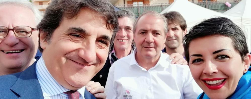 Giro d'Italia a Como?  C'è l'ok di Cairo
