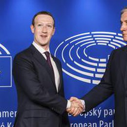 Privacy: Tajani, Pe ha svolto ruolo chiave difesa cittadini