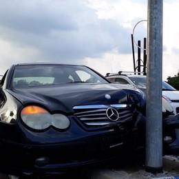 Altro furto a Cantù, rabbia contro i ladri  «A folle velocità vicino alle scuole»