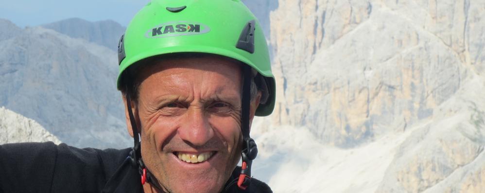 Lo scialpinista morto in Valle d'Aosta  Brienno in lutto: «Uomo straordinario»