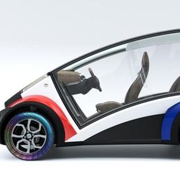"""L'auto fatta con la stampante 3D  Missione riuscita (il video)  Il nuovo numero di """"Imprese&Lavoro"""""""