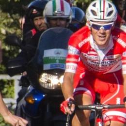 Ballerini, gran Giro d'Italia  «E ora su di lui c'è l'Astana»