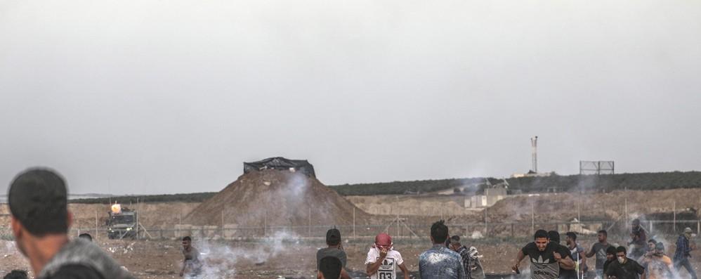 Gaza: oggi a Bruxelles memoriale con 4.500 paia di scarpe